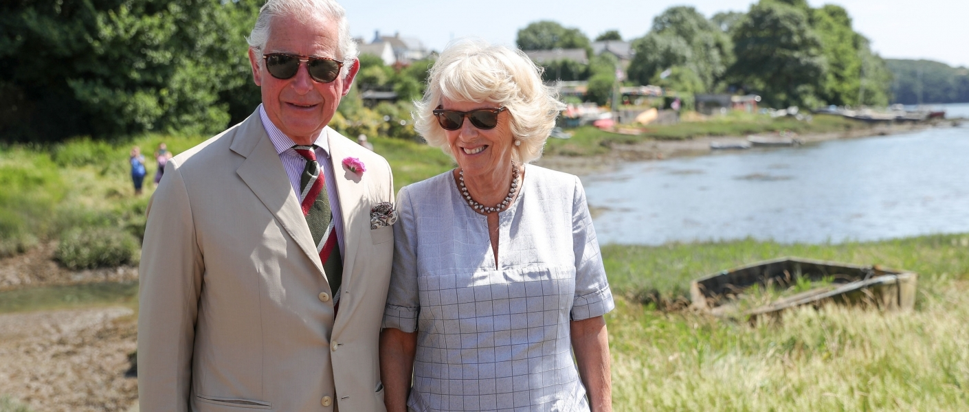 The Prince of Wales and The Duchess of Cornwall visit Wales 2018
