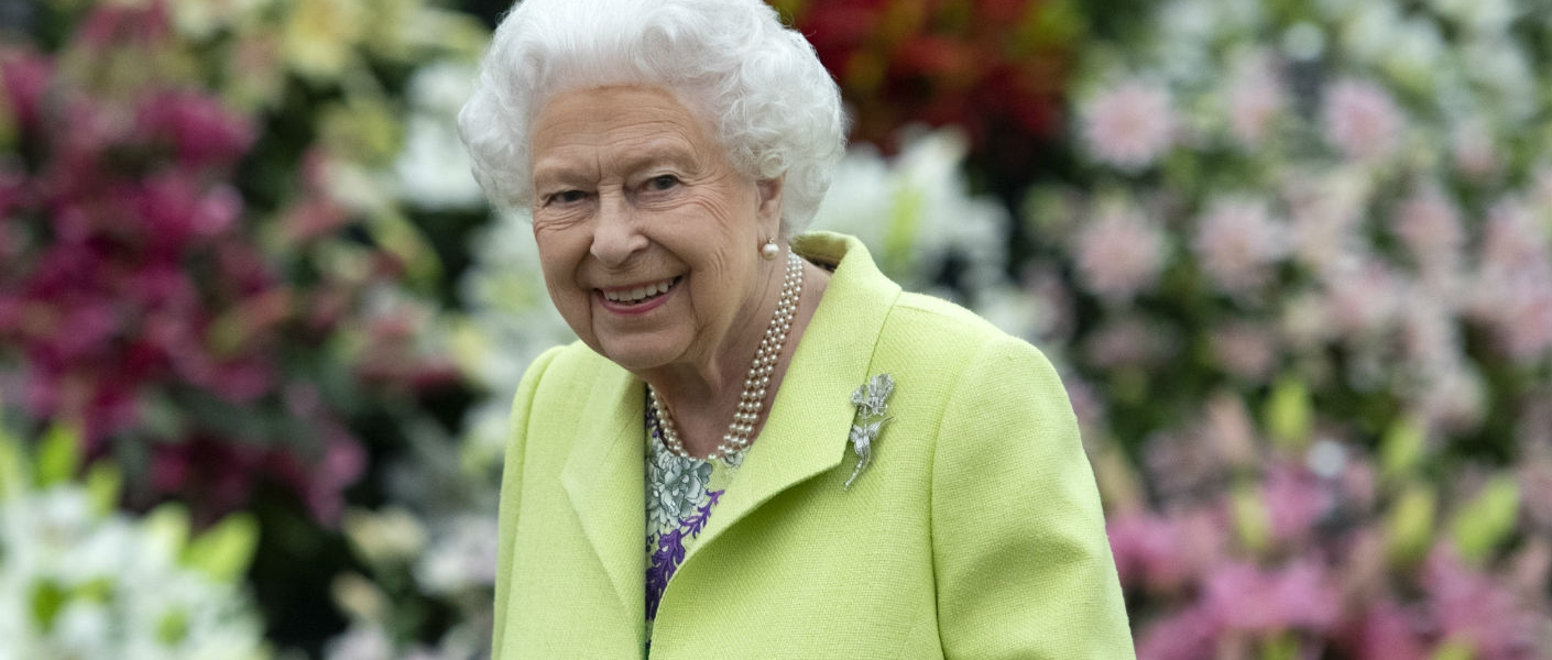 The Queen at Chelsea