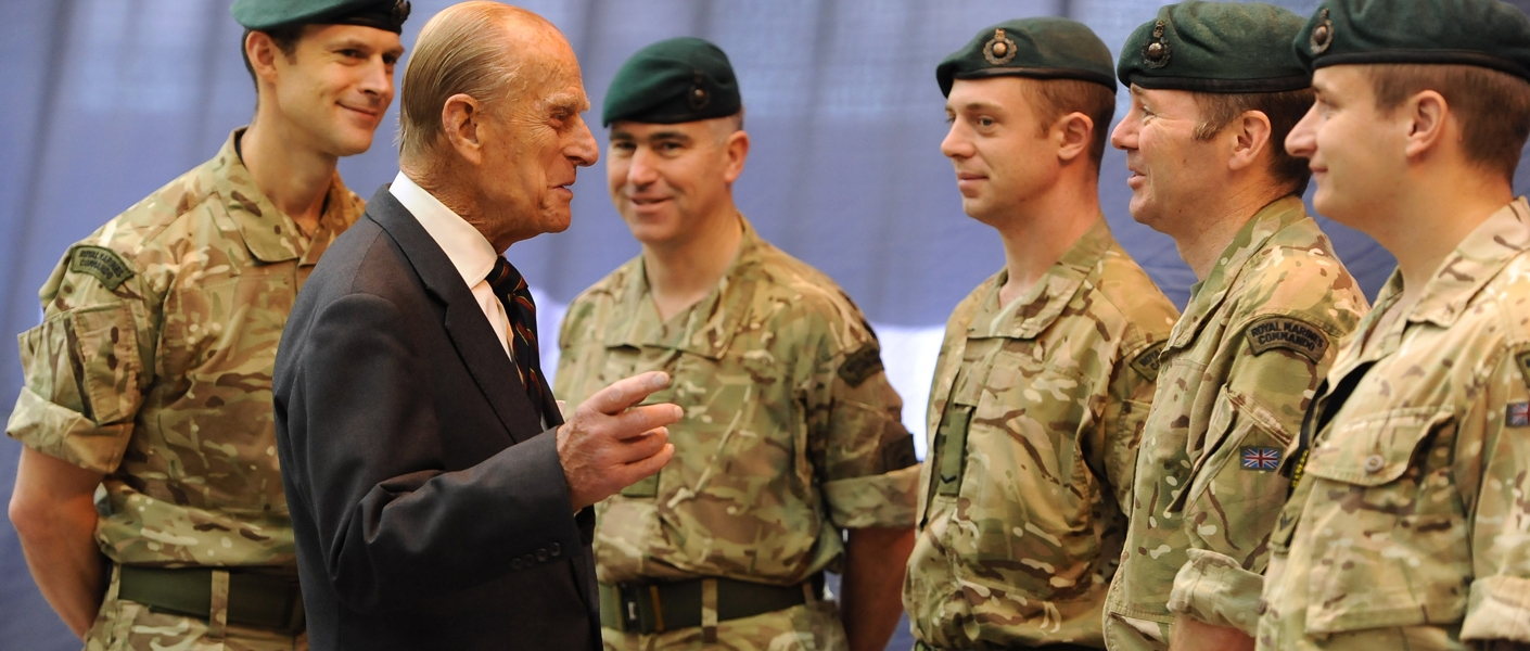 The Duke of Edinburgh to attend Royal Marines' Parade at Buckingham Palace.