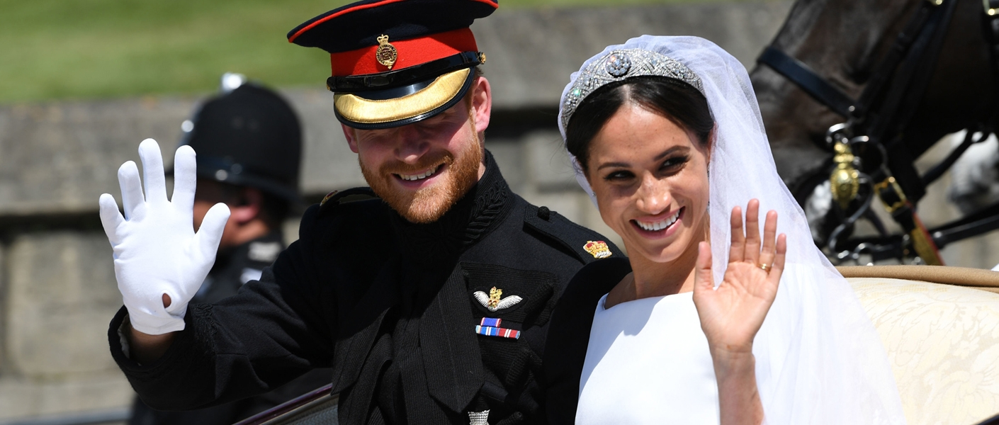 the wedding of the duke and duchess of sussex the royal family the duke and duchess of sussex