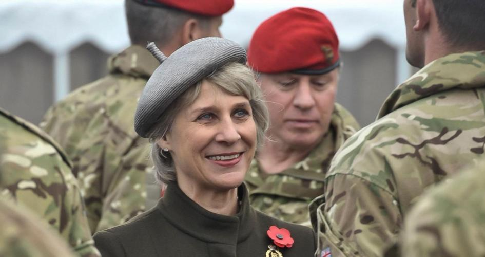The Duchess of Gloucester - Royal.uk