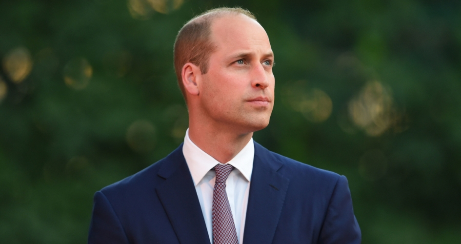 The Duke of Cambridge, Prince William