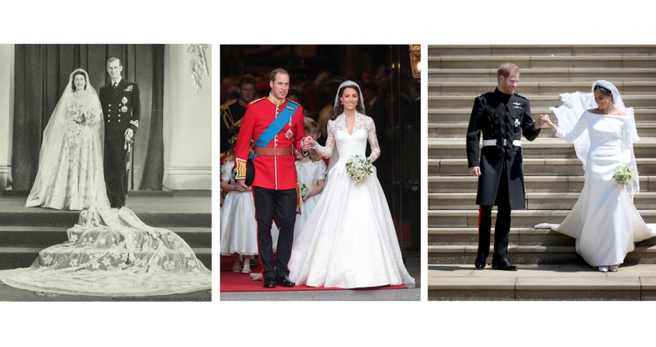 Pictures Of The Royal Wedding.Royal Wedding Dresses Royal Uk