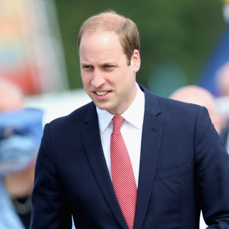 The Duke of Cambridge - Royal.uk