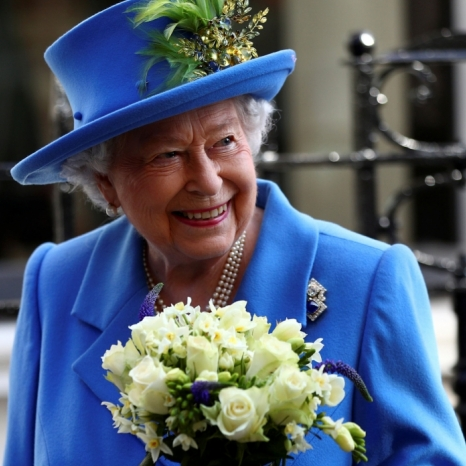 The Queen in London 2019