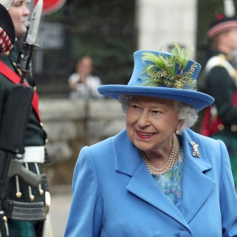 the queen in holyrood 2018 jpg