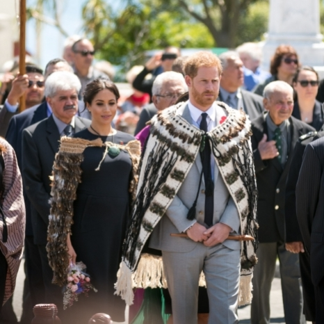 The Duke And Duchess Of Sussex S Visit To Australia Fiji