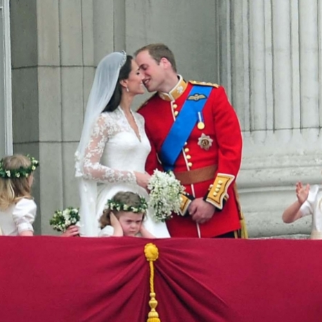 The Wedding Of Prince William And Miss Catherine Middleton