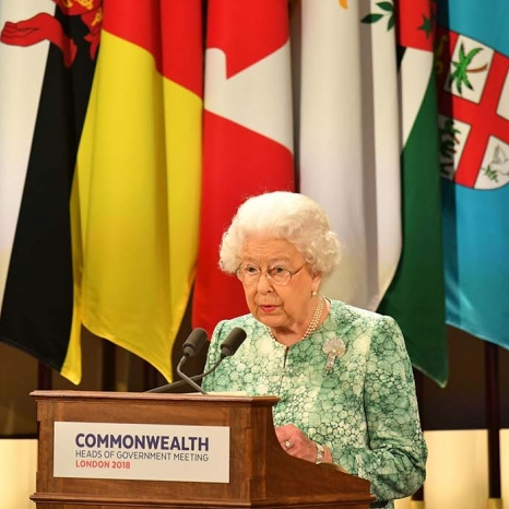 Image result for queen is head of commonwealth nations