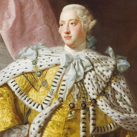 "king george iii essay During her majesty's brief appearances in george iii – the genius of the mad king (bbc2), she nodded and occasionally smiled a little when being shown one of george's schoolboy essays, but all the while her eyes seemed to be saying: "" yeah, yeah, whatever"" perhaps she was put off by the proximity of."