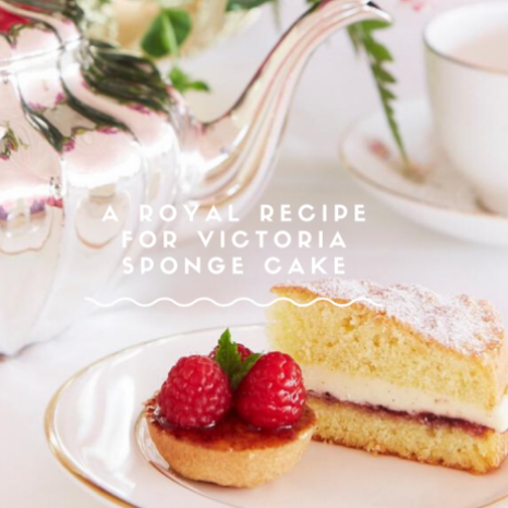 The Victoria Sponge 🍰 was named after Queen Victoria, who regularly ate a slice of sponge cake with her tea, each afternoon!  To mark Royal Garden Parties, Buckingham Palace Pastry Chef's are delighted to share this traditional recipe with you.  Remember to share your #royalbakes  𝕀𝕟𝕘𝕣𝕖𝕕𝕚𝕖𝕟𝕥𝕤 𝕤𝕡𝕠𝕟𝕘𝕖: -3 eggs -150g caster sugar -150g unsalted butter -150g sieved self-raising flour -1/2 tsp of vanilla essence -100g jam (strawberry or raspberry)  𝕀𝕟𝕘𝕣𝕖𝕕𝕚𝕖𝕟𝕥𝕤 𝕓𝕦𝕥𝕥𝕖𝕣𝕔𝕣𝕖𝕒𝕞: -150g softened unsalted butter -220g sieved icing sugar -1/3 vanilla pod or vanilla essence  𝕄𝕖𝕥𝕙𝕠𝕕 𝕊𝕡𝕠𝕟𝕘𝕖: -Preheat the oven to 180C (375F, gas mark 4) -Grease and line two 8 inch cake tins (if you only own one tin, you can bake the sponge and slice in half) -Cream the caster sugar, vanilla essence and softened unsalted butter until light and fluffy -In a separate bowl whisk the eggs -Gradually add the beaten eggs, a little at a time, to avoid the mixture curdling -Sieve the flour and fold into the mixture -Divide the cake mix between the two cake tins and smooth -Place on the middle shelf of the oven and bake for approximately 20 minutes, until the cake appears golden brown -Insert a skewer and ensure it comes out clean -Remove the sponges from their tins and leave to cool  𝕄𝕖𝕥𝕙𝕠𝕕 𝔹𝕦𝕥𝕥𝕖𝕣𝕔𝕣𝕖𝕒𝕞: -Cream the softened butter with the sieved icing sugar and seeds from the vanilla pod (or vanilla essence)  𝔸𝕤𝕤𝕖𝕞𝕓𝕝𝕚𝕟𝕘 𝕥𝕙𝕖 𝕔𝕒𝕜𝕖: -Ensure that both sponges are completely cold before spreading a layer of jam onto the surface of one sponge -Spread a thick layer of buttercream on top of the jam ( if you prefer this can be done first) -Gently place the second sponge on top and gently press down -Sprinkle with icing sugar and serve with a pot of fresh English tea!
