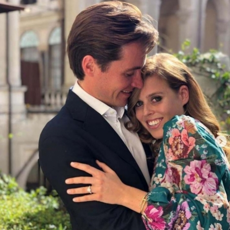 "The Duke and Duchess of York are delighted to announce the engagement of Princess Beatrice to Mr Edoardo Mapelli Mozzi.  Her Royal Highness and Mr Mapelli Mozzi became engaged in Italy earlier this month. The wedding will take place in 2020. This photograph was taken by Princess Eugenie in Italy.  Princess Beatrice and Mr. Edoardo Mapelli Mozzi said; ""We are extremely happy to be able to share the news of our recent engagement. We are both so excited to be embarking on this life adventure together and can't wait to be married."" For more click the link in our bio. 📷 © Princess Eugenie"