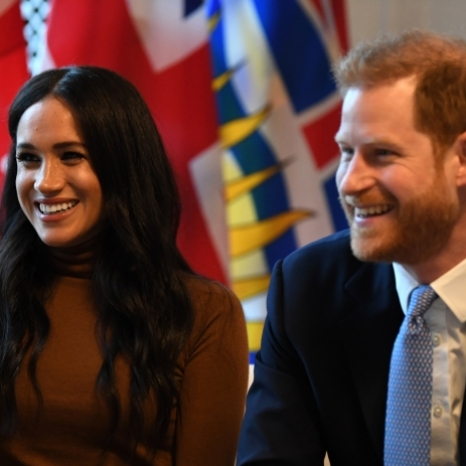 🇨🇦 The Duke and Duchess of Sussex visited Canada House yesterday, the home of Canada's High Commission in London.  Together they met The High Commissioner and other members of her team to talk about the partnership between the UK and Canada.  The Duke and Duchess also viewed a special exhibition in the Canada Gallery, by Indigenous Canadian artist, Skawennati. 🧑🏽‍🎨🎨