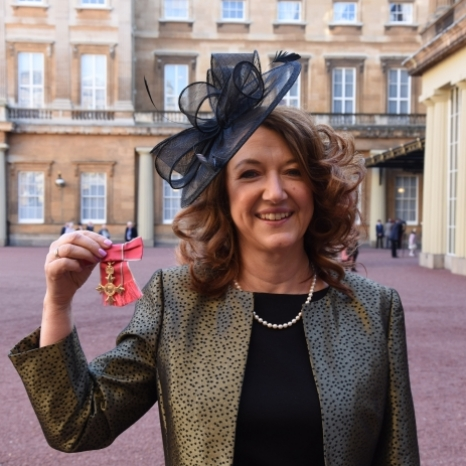 "👏🎖 Congratulations to Elaine Newell OBE and Pippa Nightingale MBE, who today received Honours for Services to Midwifery from The Princess Royal. #Investiture  2020 is the Year of the Nurse and Midwife and at the turn of the year, The Princess Royal, Patron of The @midwives_rcm, sent an open letter to express her ""profound admiration"" to them for the work that they do."