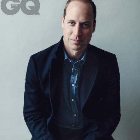 As part of the @Heads_Together campaign, The Duke of Cambridge has been interviewed on mental health for the July edition of British GQ. The interview was conducted by mental health campaigner Alastair Campbell, who shares a common cause to tackle the taboo around mental health. His Royal Highness was photographed for the magazine with The Duchess, Prince George and Princess Charlotte by Norman Jean Roy at Kensington Palace in April. The full interview and photographs will be published in @britishgq later this week.