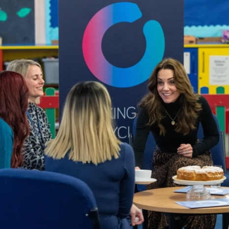 👦🏽👧🏼The Duchess of Cambridge has launched an online survey which will provide vital new insights into the nations thoughts and concerns on raising young children.  Conducted by The Royal Foundation, the survey aims to spark the biggest ever conversation on early childhood that will ultimately help bring about positive, lasting change for generations to come.  The Duchess kickstarted the launch of the survey during a visit to MiniBrum at Thinktank where she was shown around the interactive, child-sized mini-city by children who helped design the space and spoke to parents and carers about the survey.  The launch was followed by countrywide visits to early years organisations, including a baby sensory class at the Ely and Careau Children's Centre in Cardiff where she heard about the support that parents receive.  At HMP Send, Her Royal Highness spoke to some of the women she met during a visit to the prison in 2015, who have since been successfully rehabilitated, released and are rebuilding their families, in addition to women currently at the prison.  The Duchess heard about the work that the Forward Trust do at HMP Send in supporting clients to improve their relationships with friends and family, including reconnecting with children.  Find out more and take part in the survey @KensingtonRoyal. 📸: @KensingtonRoyal and Press Association