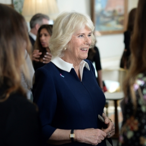 "Today, The Duchess of Cornwall hosted a reception at Clarence House to mark the 15th anniversary of @safelives_ , a charity working to end domestic abuse for good.  Her Royal Highness welcomed staff, supporters and people who had been helped by SafeLives.  The Duchess first learnt about the work of SafeLives during a visit to the charity at the beginning of 2016, and since then has worked with the organisation to help them support more people in need.  During a speech today, HRH said: ""I visited SafeLives for the first time in 2016 and, as I have said on numerous occasions, that memorable day fired my interest in domestic abuse. ""I did know of people who had suffered from it, but I was both shocked, and horrified by just how many thousands of people across the world live with it. I had the privilege of hearing incredibly brave women (some of whom are here today) standing up to tell their stories. Harrowing stories that reduced many of us listeners to tears. ""But with each story that is told, the taboo around domestic abuse weakens and the silence that surrounds it is broken, so other sufferers can know that there is hope for them and they are not alone."" 📸 PA"