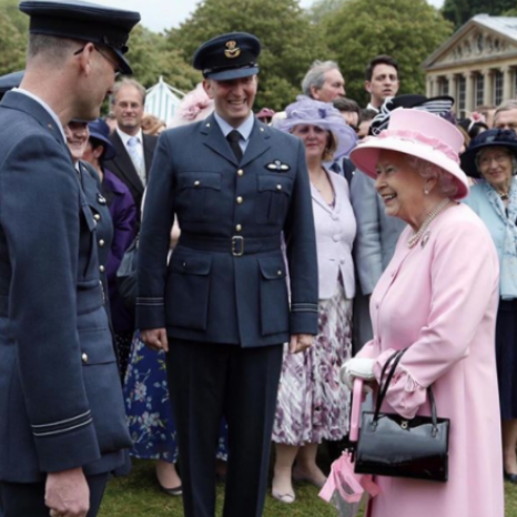 🌸🍰 Every year, The Queen welcomes over 30,000 guests to Garden Parties at Buckingham Palace and the Palace of Holyroodhouse.  The Garden Parties are an important part of Her Majesty's diary, when she can meet people who have made a positive impact in their community.  Today would have been the season's second Garden Party at Buckingham Palace, and guests invited this year will be welcomed in 2021.
