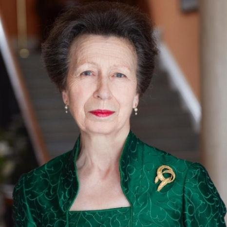 Thank you for all the warm wishes on The Princess Royal's 70th birthday today!‬  ‪This new photograph, released to mark HRH's birthday, was taken by John Swannell at Gatcombe Park‬.  #HappyBirthdayHRH #PrincessRoyalAt70