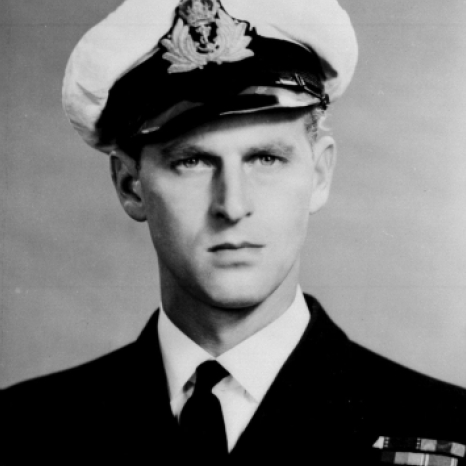 🚢 Did you know that The Duke of Edinburgh was on active service in Tokyo Bay when the Japanese surrendered on VJ Day? His Royal Highness recalled his experiences of that historic day in a BBC interview recorded in 1995. You can watch the interview via our link in bio. . His Royal Highness joined the @royalnavy as a cadet in 1939.  Following active service during the Second World War in HMS RAMILLIES, HMS VALIANT and HMS WALLACE, he served in HMS WHELP as First Lieutenant. On VJ Day, the Ship's Crew in HMS WHELP helped to recover Prisoners of War. . The Duke features in the @dcmsgovuk 'Then and Now' project, which recognises a small sample of individuals who served and supported the war effort until the victory over Japan. Their images are appearing on big screens across the country to mark today's 75th anniversary of VJ Day. . . . . . #VJDay75 . #VJDay
