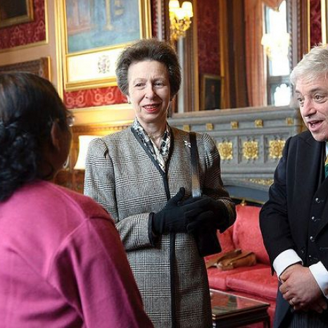 Meeting Speakers and Deputies of Commonwealth Parliaments