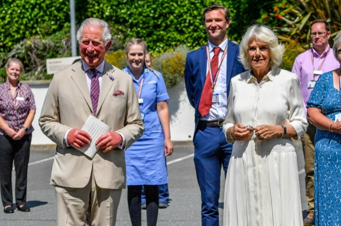 Day 2: The Duke and Duchess of Cornwall visit Devon and Cornwall