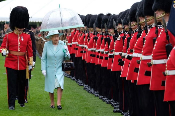 What is Trooping the Colour? | The Royal Family