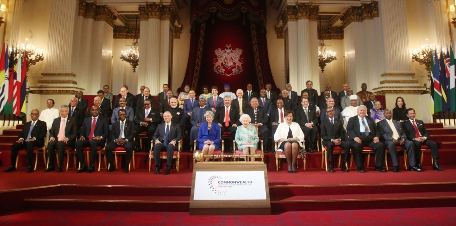 the commonwealth heads of government meeting 2018