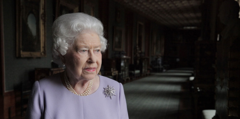 the queen in windsor 90th birthday