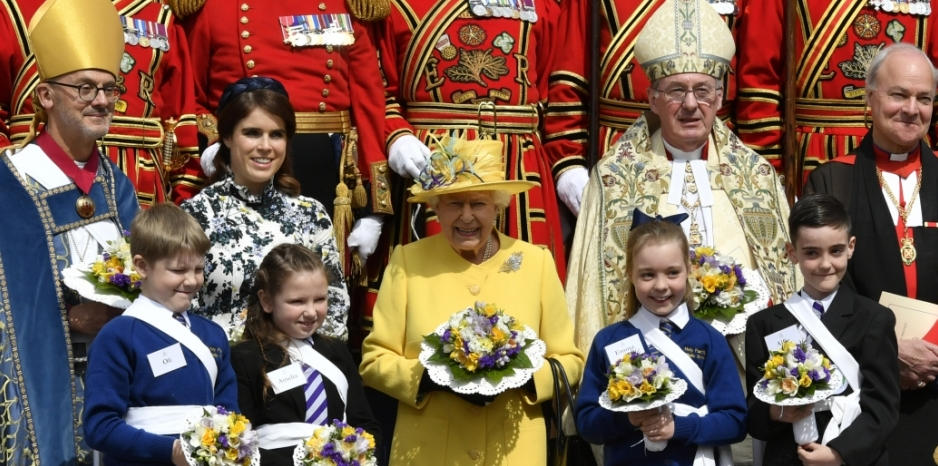The Queen and Honours | The Royal Family