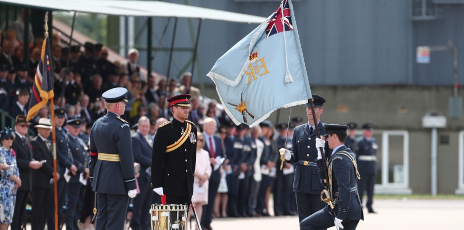 Prince Harry's Military Career | The Royal Family