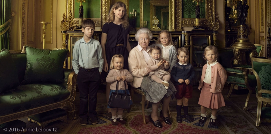 official photographs released for the queen s 90th birthday