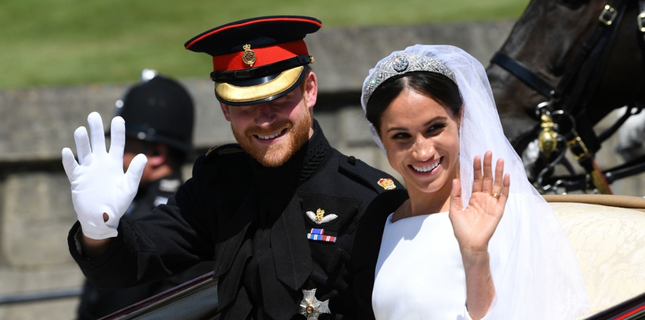 Wedding Of Prince Harry And Meghan Markle.The Wedding Of Prince Harry And Ms Meghan Markle The Royal Family