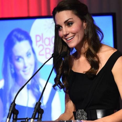 A speech by The Duchess of Cambridge at the Place2Be Awards